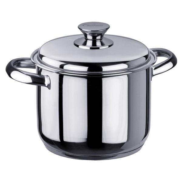 Olla ecco acero con tapa Articulos de cocina de acero inoxidable