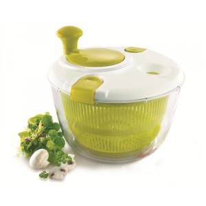 Centrifugadora de ensalada con manivela confort