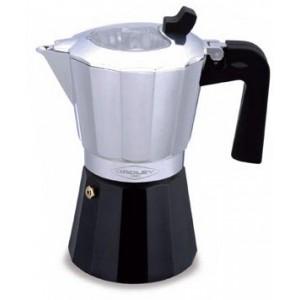 Cafetera aluminio induccion